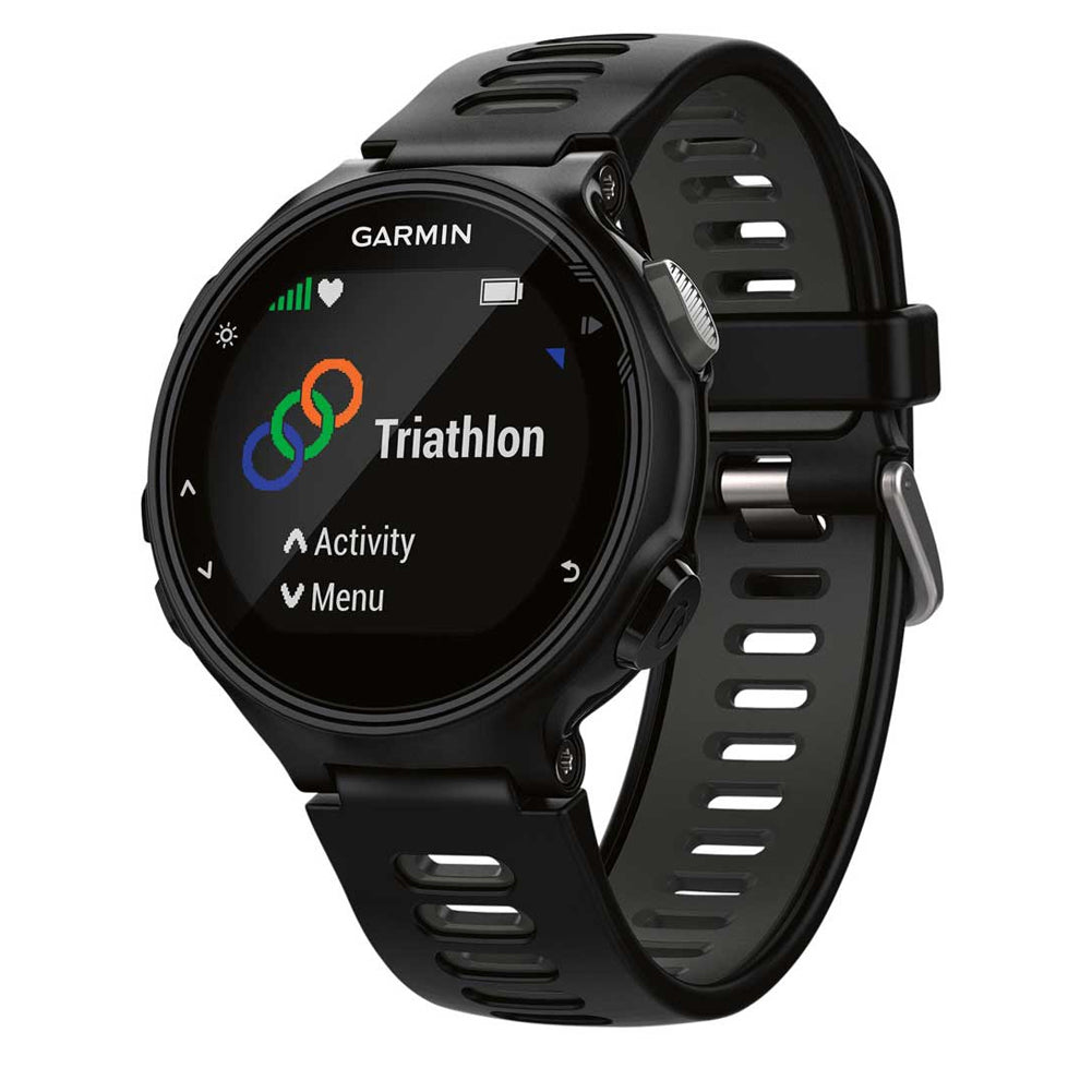 Garmin Forerunner 735XT Black and Gray Watch (010-01614-00)