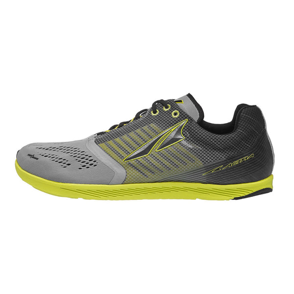 ALTRA Unisex Vanish-R Gray/Lime Running Shoe (AFU1812F-3)