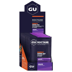GU ENERGY Roctane Ultra Endurance Grape 10-Pack Energy Drink Mix (123129)