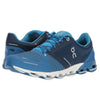 ON FOOTWEAR Mens Cloudflyer Blue/White Running Shoes (11.4432)