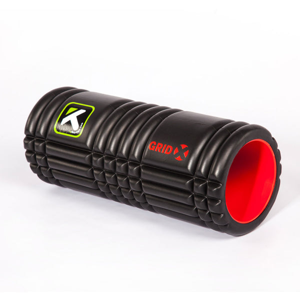 TRIGGER POINT Grid X Black Foam Roller (276)
