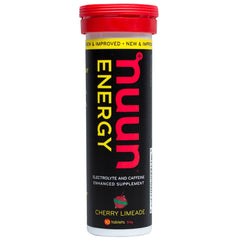 NUUN Energy Cherry Limeade Single Tube Eletrolyte Tablets (1170301)