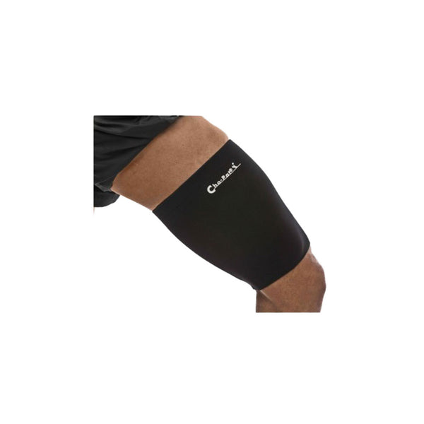 MEDIDYNE Cho-Pat Black Thigh Compression Sleeve (CPTCS31-par)
