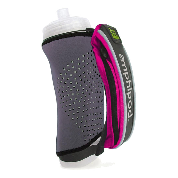 AMPHIPOD Hydraform Jett-Lite Thermal 20oz Sangria Handheld Bottle (5000-20-16)