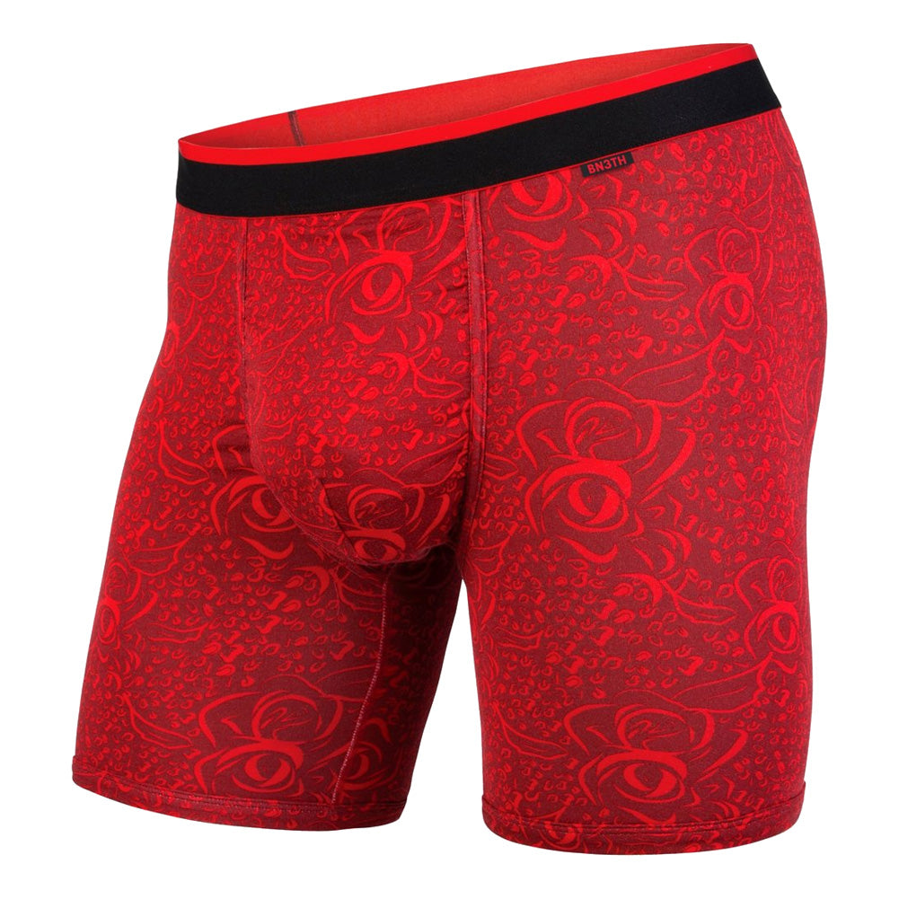 BN3TH Classics Romeo Red Boxer Brief (MOBB-258)