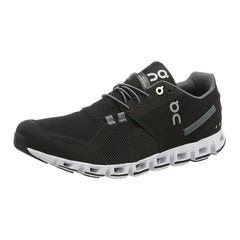 On Footwear Cloud Mens Road  Black & White Running Shoes (9.0000)