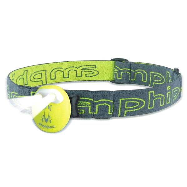 AMPHIPOD Swift-Clip Green Charcoal Headlight (493-7)