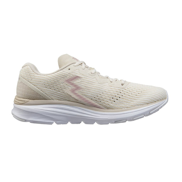 361 DEGREES Womens Fantom Seashell/White Running Shoes (Y957-2100)