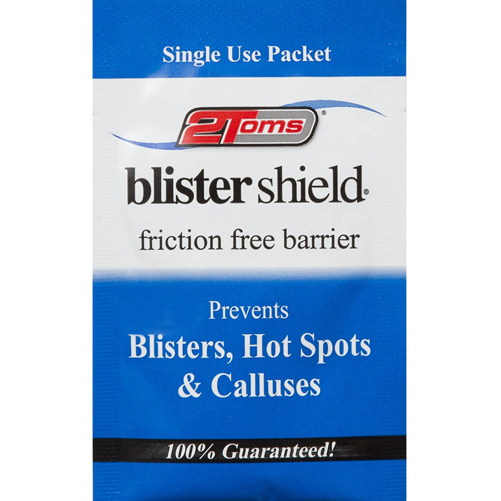 MEDIDYNE 2Toms BlisterShield Individual Packets 10-Pack (TT009)