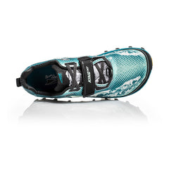 ALTRA Womens King MT Black-Teal Trail Running Shoes (AFW1752G-3)