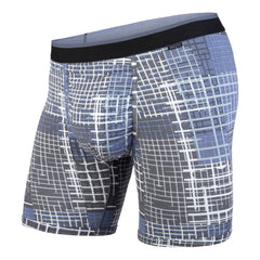 BN3TH Classics Brooklyn Grid Boxer Brief (MOBB-242)