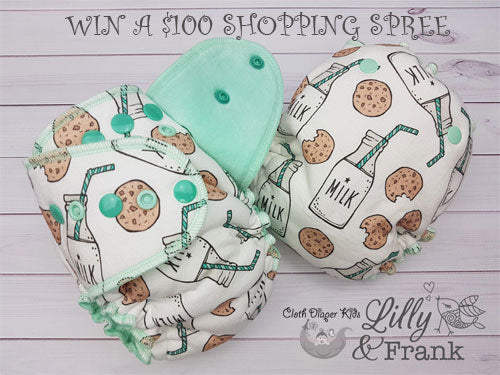 Lilly & Frank Shopping Spree Collaboration
