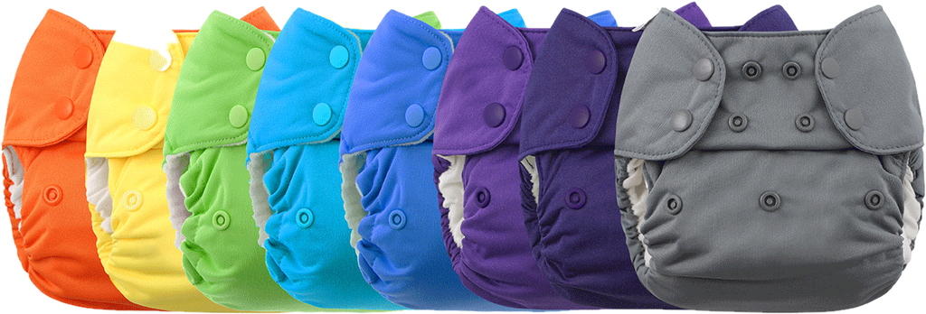 Sized Cloth Diapers or One Size….Which Is Better?