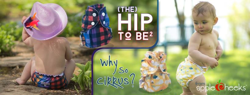AppleCheeks New Releases - (The) Hip To Be² & Why So Cirrius