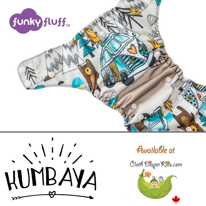 Welcome 'Kumbaya' from Funky Fluff!