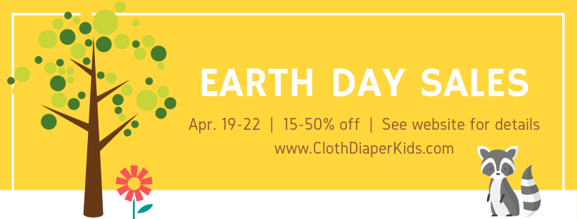 Earth Day Sales 2019