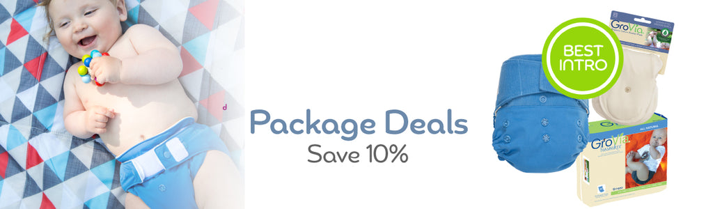 GroVia Packages Now Available - Save 10%