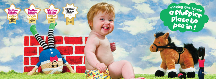 Welcome TotsBots Diapers to Cloth Diaper Kids