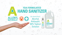 Allen's Naturally Hand Sanitizer