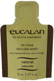 Eucalan No Rinse Delicate Wash - Single Use Packets
