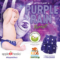 AppleCheeks {CDK EXCLUSIVE} - PURPLE RAIN