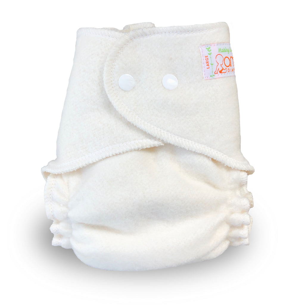 AMP Hemp Fitted Diapers