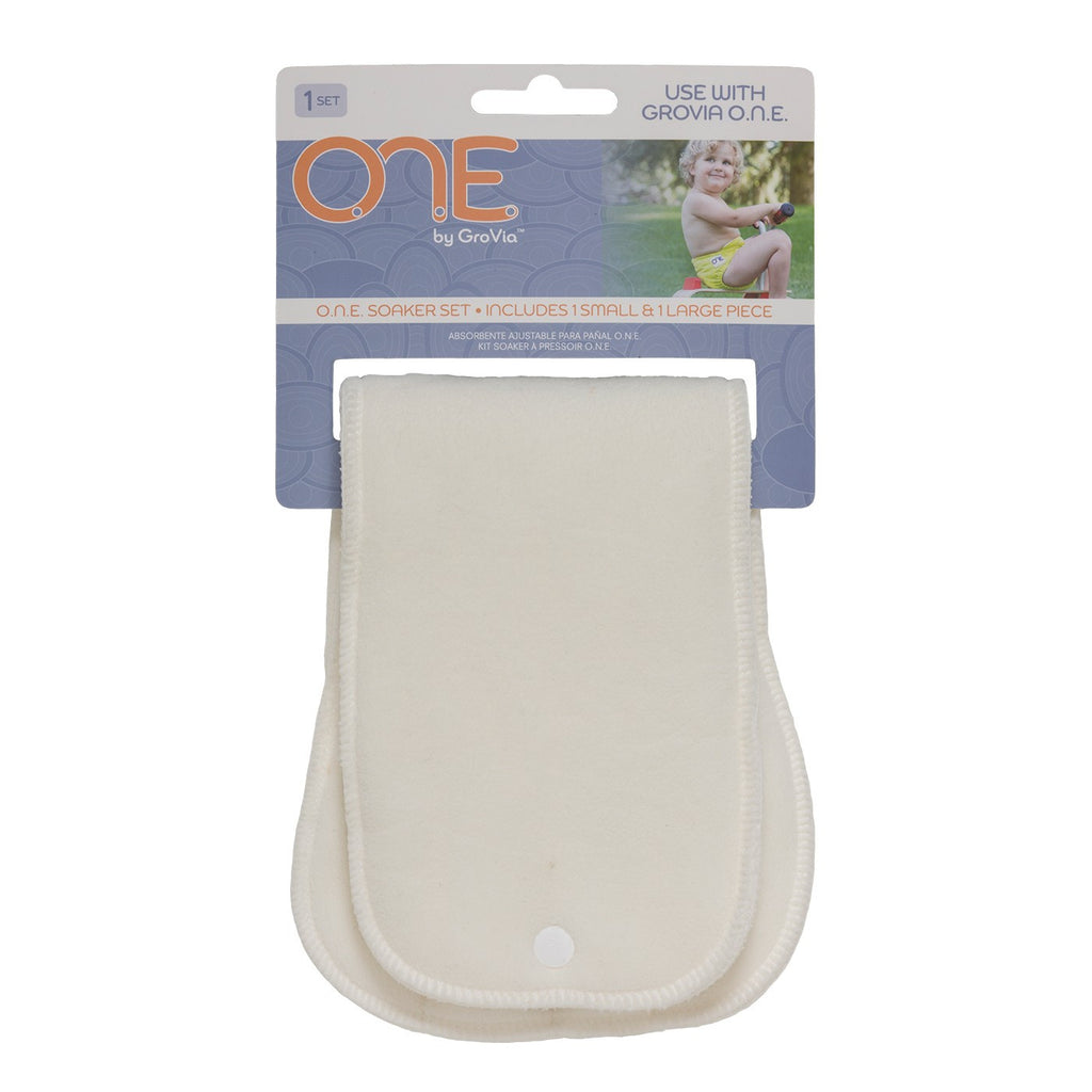 GroVia O.N.E Soaker Pad Set