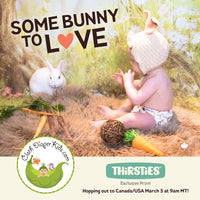Thirsties Exclusive - Some Bunny To Love