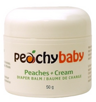 AMP Peachy Baby - Peaches & Cream Diaper Balm