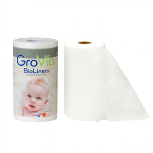 GroVia® BioLiners® (200 sheets, unscented)