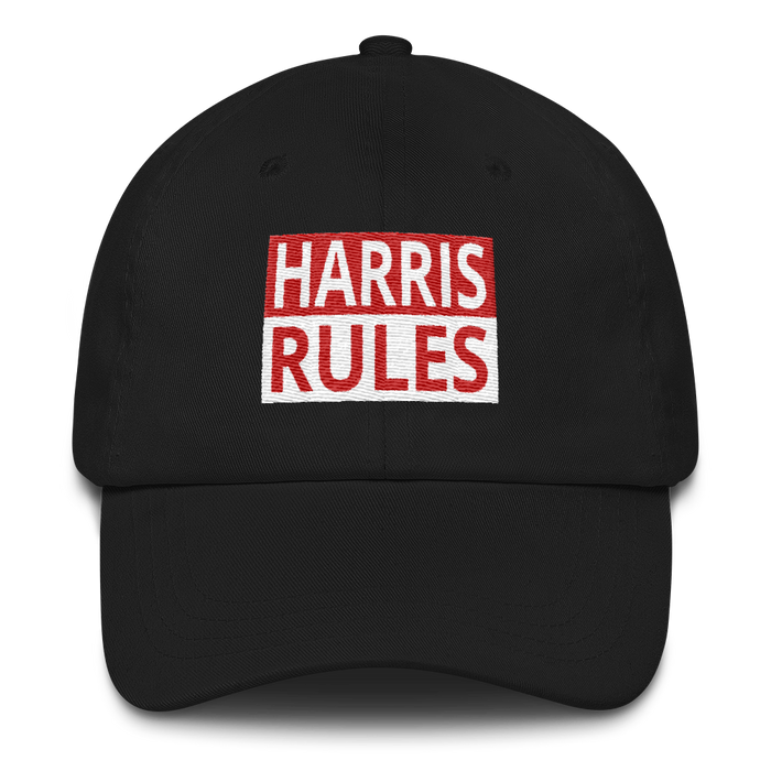 Harris Rules Cap