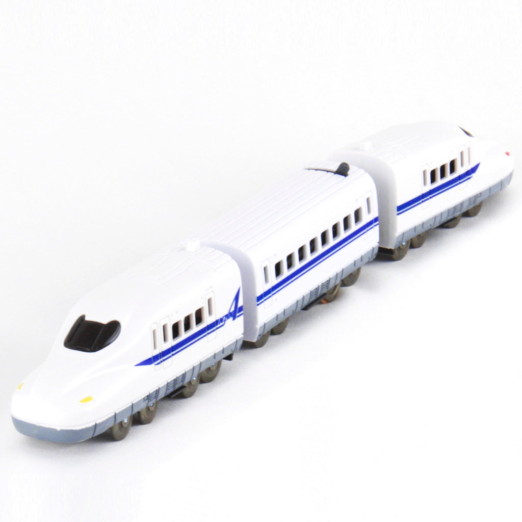 World Train Japanese Bullet Toy Train Shinkansen N700A / Train Cars No.7