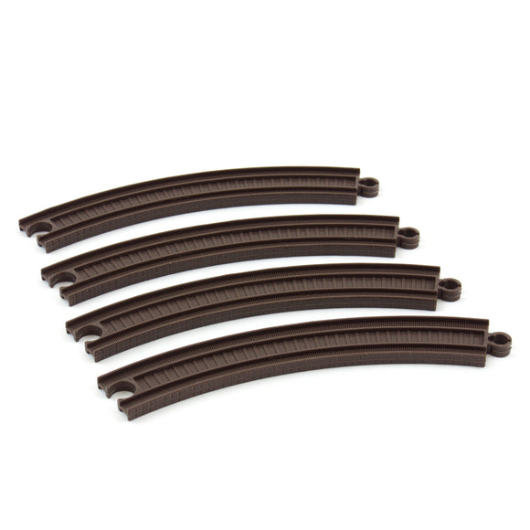 Outer Curve train track – Brown / Track No. 7