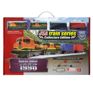 1996s BNSF Diesel Freight Train Set