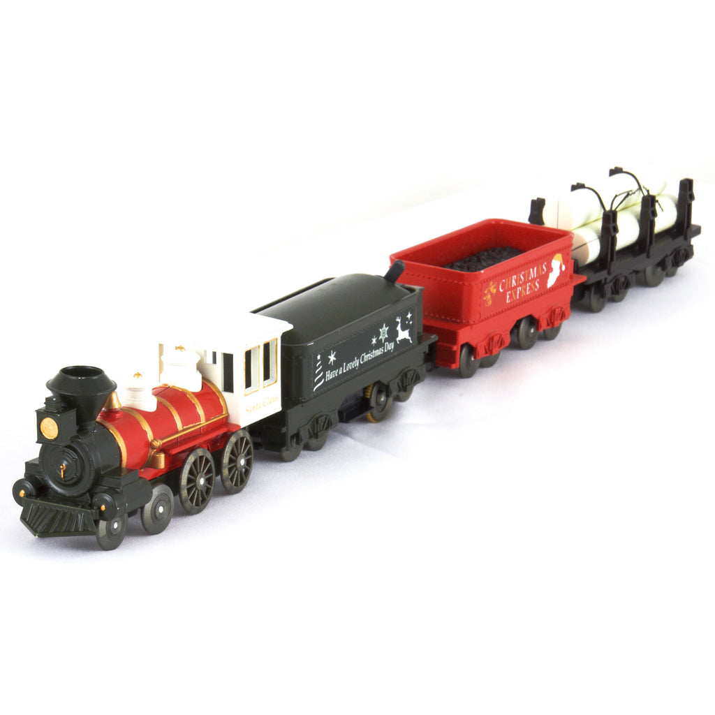 Christmas Train Cars Set / Train Cars No.6