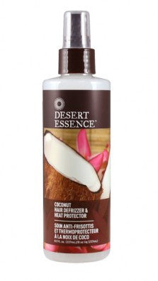 Coconut Hair Defrizzer and Heat Protector 8.5 fl oz