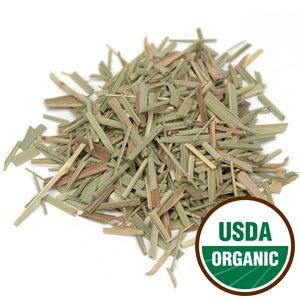 Organic Lemongrass Cut & Sifted