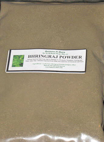 Pure Bhringraj Maka Powder