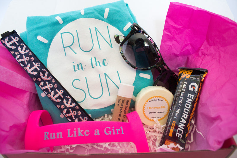 July RaceHer Box: Run in the Sun pt 2
