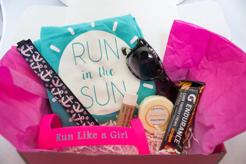 RaceHer Box Subscription