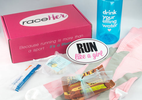 RaceHer Box 3 Month Subscription