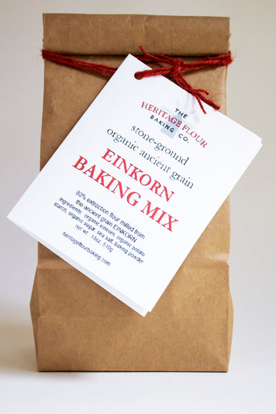 Organic Einkorn Pancake & Baking Mix Gift Box