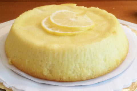 CASSATA 'NFURNATA (Ricotta Cheesecake): local pick-up only.