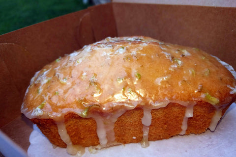 KEY-LIME POUND CAKE: local pick-up only.  SOLD OUT - Sorry!