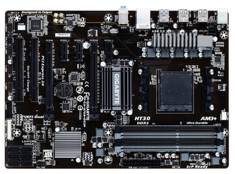 Image of Gigabyte GA-970A-DS3P AM3+ Socket ATX Motherboard