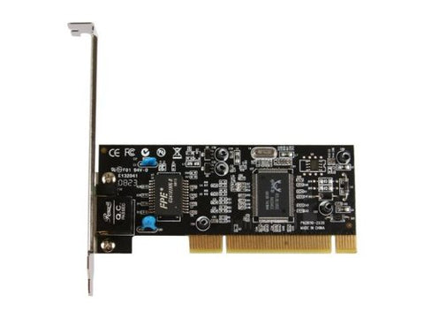 Rosewill RC-400-LX - Network Adapter 10 / 100 / 1000 Mbps PCI 1 x RJ45