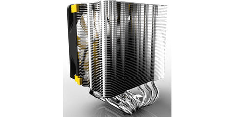 Image of Reeven Justice High Performance 6 Heatpipes Copper Base 120mm CPU cooler