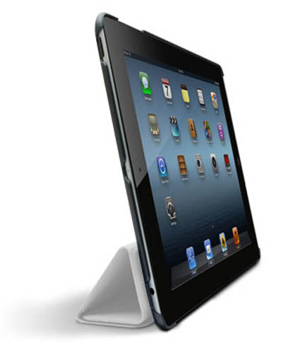 Marware AHMS11 Microshell Thin Polycarbonate Black Case for iPad 3 & 4
