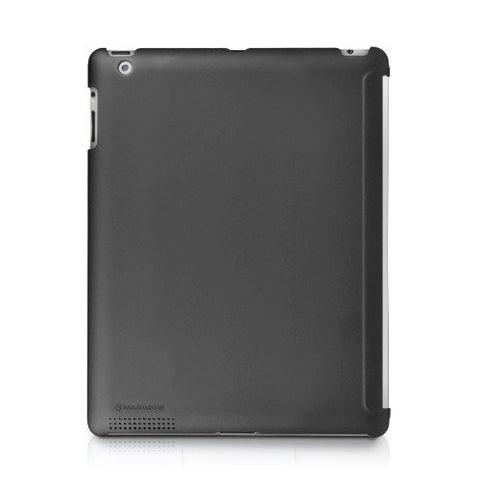 Image of Marware AHMS11 Microshell Thin Polycarbonate Black Case for iPad 3 & 4