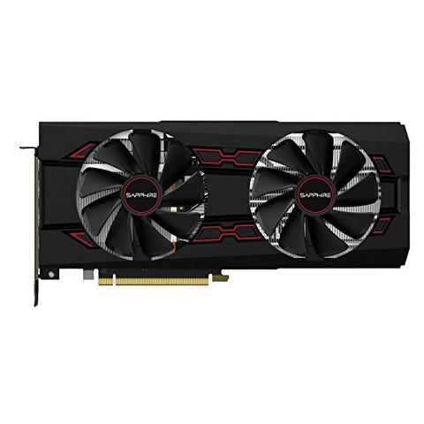 Image of Sapphire 11276-02-40G Radeon Pulse RX Vega 56 8GB HBM2 Dual HDMI DP (UEFI) PCI-E Graphics Card